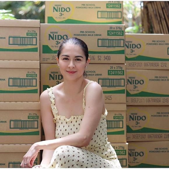 marian rivera, hói đầu, xập xệ, mỹ nhân đẹp nhất philippines