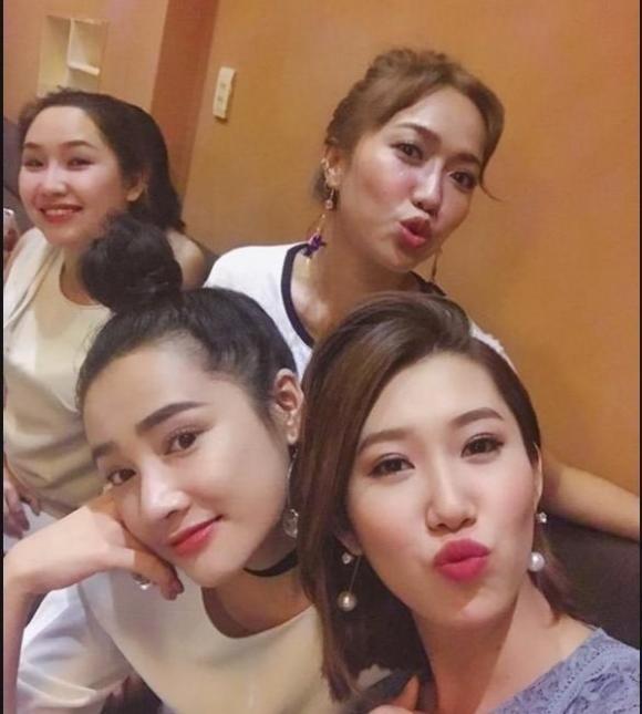 Diệu Nhi, Thúy Ngân, sao Việt