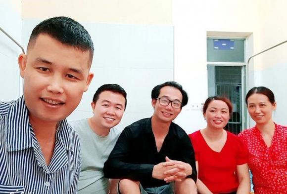 nghệ sĩ Trần Nhượng, Hiệp Gà, sao Việt