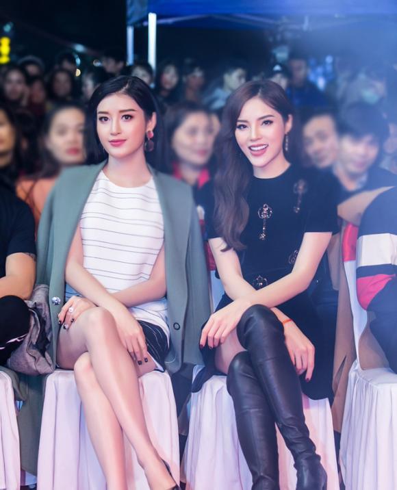 Á hậu Huyền My, Hoa hậu Kỳ Duyên, Hoa hậu Mai Phương Thúy, sao Việt