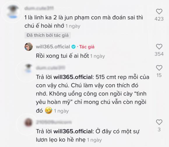 Will đăng clip tình tứ hôn tay 'ai đó', cư dân mạng gọi tên Linh Ka