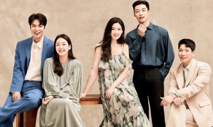 'Quân Vương Bất Diệt',  Lee Min Ho, phim hàn