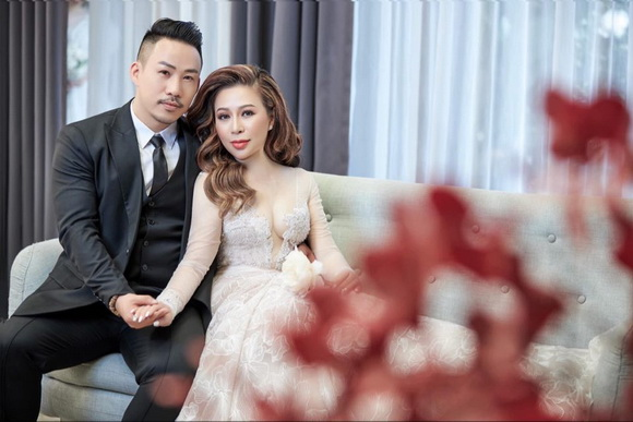 Hoa hậu Kristine Thảo Lâm, Huỳnh Nhật Đông