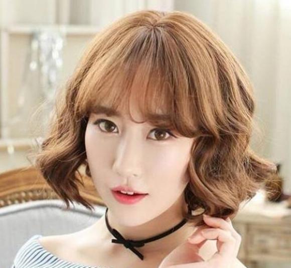 kiểu tóc đẹp, kiểu tóc cho mặt tròn, xu hướng tóc 2020