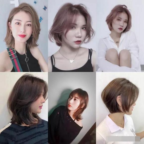 tóc ngắn, xu hướng tóc 2020, tóc đẹp