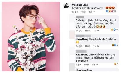 nhạc sĩ Châu Đăng Khoa, ca sĩ Orange, ca sĩ LyLy, sao Việt