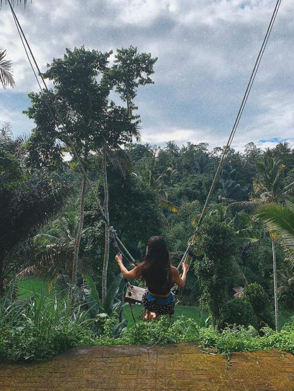 Minh Tú, Minh Tú ở Bali, sao việt