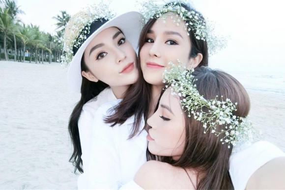 Hoàng Mai Anh, Hoa hậu Kỳ Duyên, sao Việt
