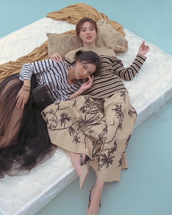 dien vien lan ngoc, người mẫu Tú Hảo, sao Việt