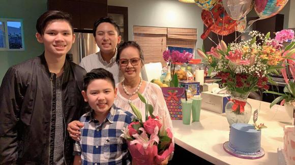 Bằng Kiều, mẹ Bằng Kiều, Trizzie Phương Trinh, vợ cũ Bằng Kiều, sao Việt