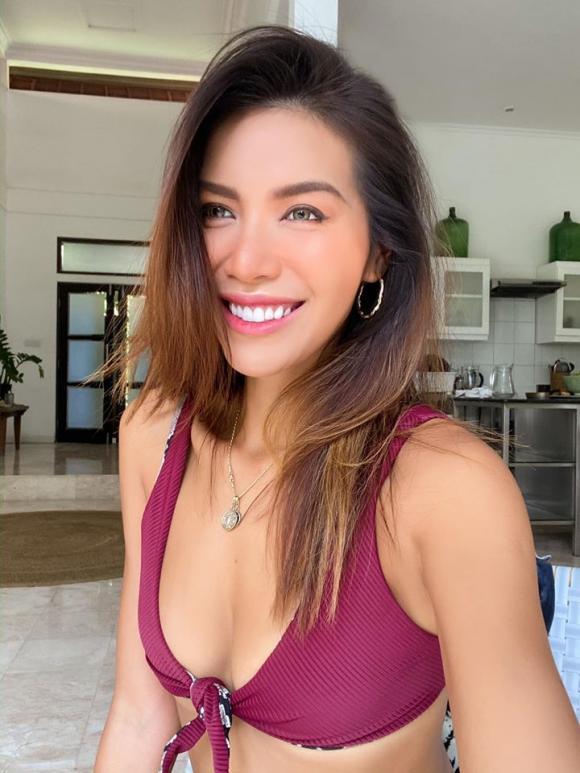Minh Tú, sao Việt, siêu mẫu Minh Tú