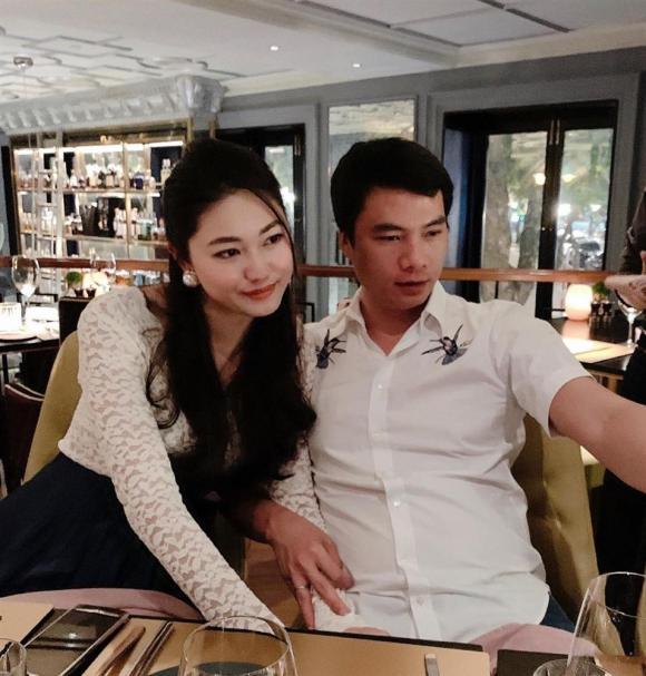 Thanh Tú, Thủy Tiên, chồng Thanh Tú, sao Việt