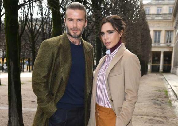 Victoria Beckham, David Beckham, sao Hollywood