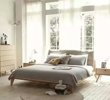 Tại sao không kê đầu giường về hướng Tây?, phong thủy, phòng ngủ