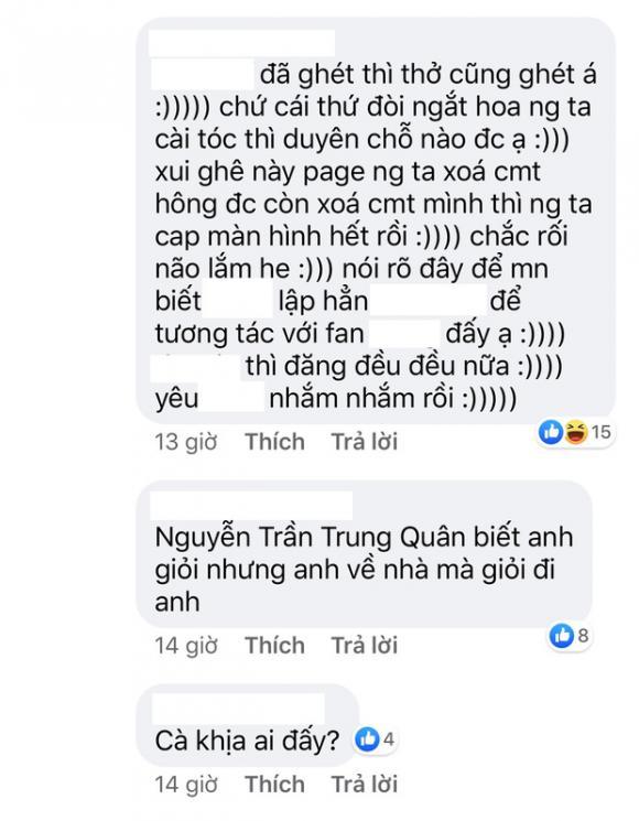 nguyễn trần trung quân, ca sĩ Mỹ Tâm, sao Việt
