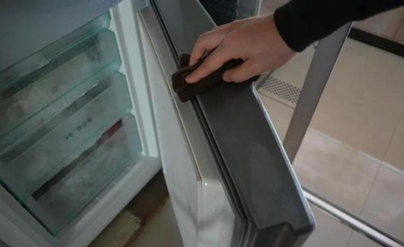 vệ sinh, làm sạch tủ lạnh, mẹo hay