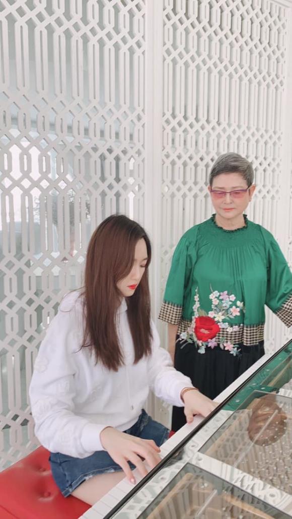 hoa hậu Giáng My, sao Việt, con gái Giáng My