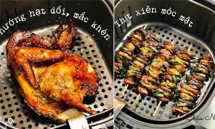 Tôm rang, món ăn ngon, bí quyết nấu ăn