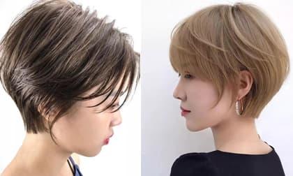 kiểu tóc mát mẻ, tóc mùa hè, kiểu kiểu tóc nào không bị nóng