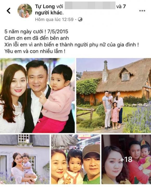 NSND Tự Long, sao Việt