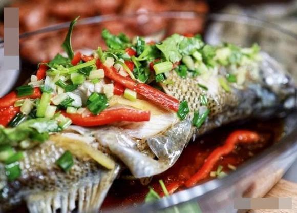 chăm trẻ, cá tốt cho trẻ, cá thu, cá rô, cá tuyết