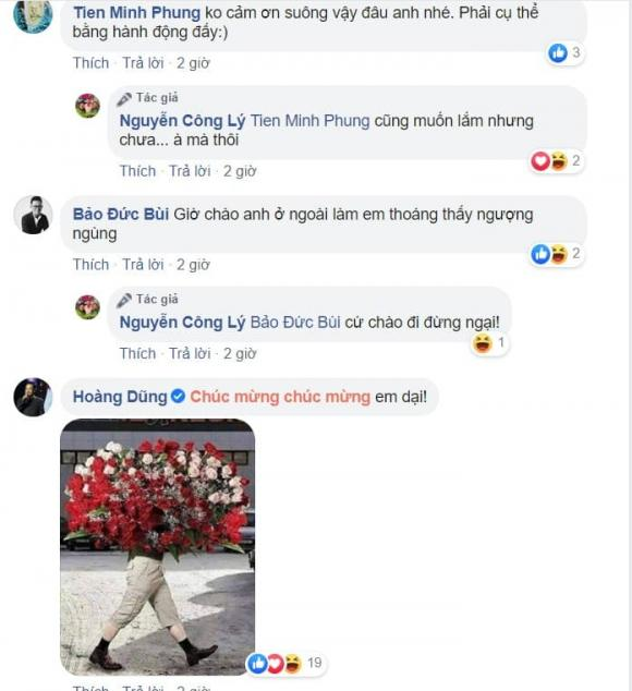 NSND Công Lý, MC Thảo Vân, phó giám đốc nhà hát kịch Hà Nội