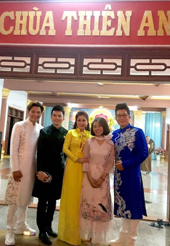 diễn viên Mai Phương, diễn viên Hoà Hiệp, sao Việt