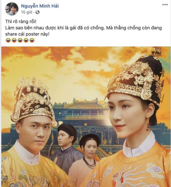 Giữa nghi án cưới xin, bạn trai Hoà Minzy bất ngờ khẳng định: 'Gái đã có chồng'