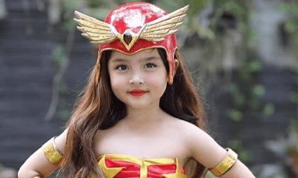con gái Mỹ nhân đẹp nhất Philippines,bé Zia, marian rivera