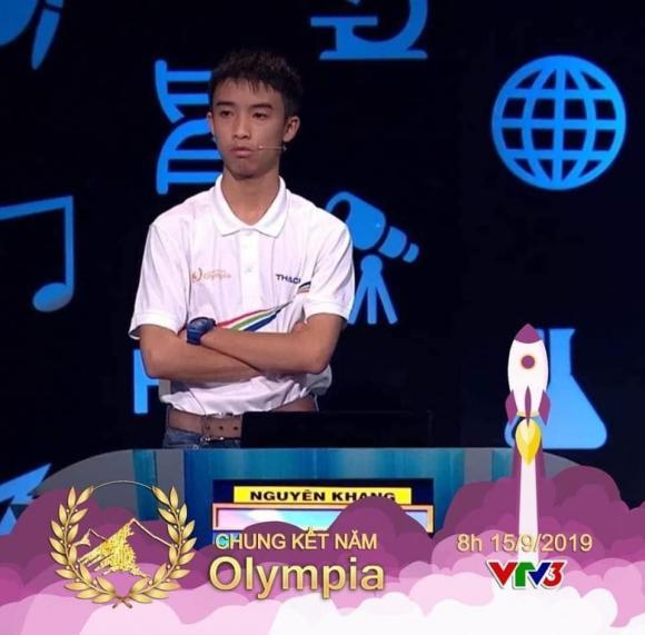 thí sinh Olympia, chuyện tình của thí sinh Olympia, Nguyên Khang, Trà My