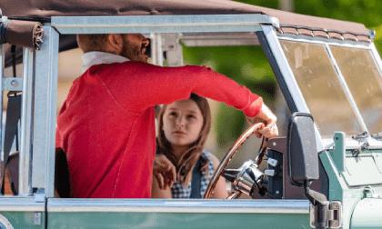con gái David Beckham, bé harper, nhuộm tóc, sao hollywood