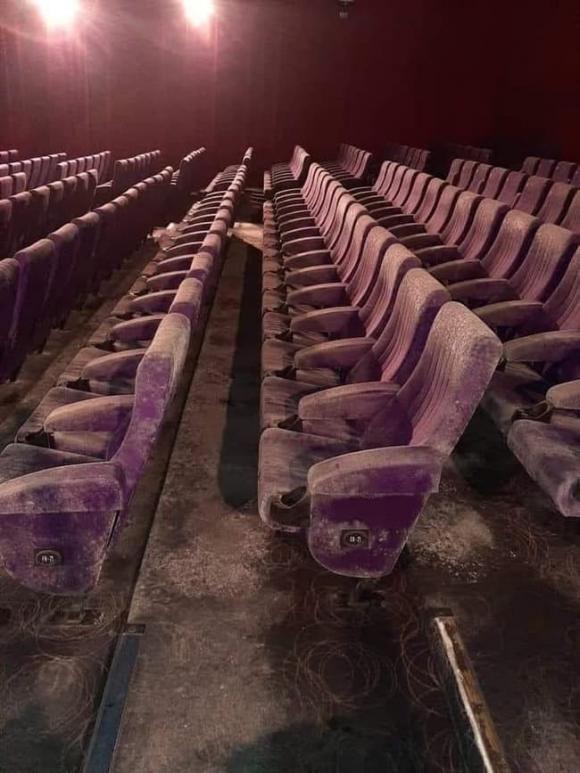 rạp chiếu phim, covid-19