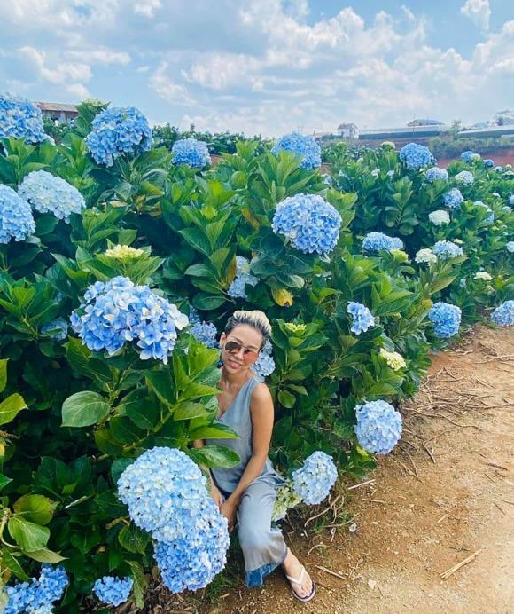 Thảo Trang, Thảo Trang du lịch, sao việt