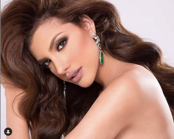 Hoa hậu Hòa bình Quốc tế 2019, Miss Grand International, Valentina Figuera