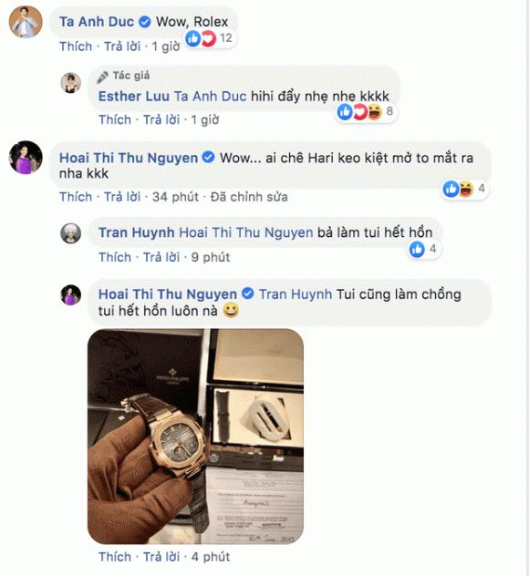 Đàm Thu Trang, Lê Phương, Hari Won, sao việt