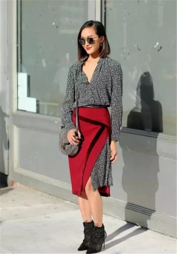 thời trang, phụ nữ 40, chọn quần