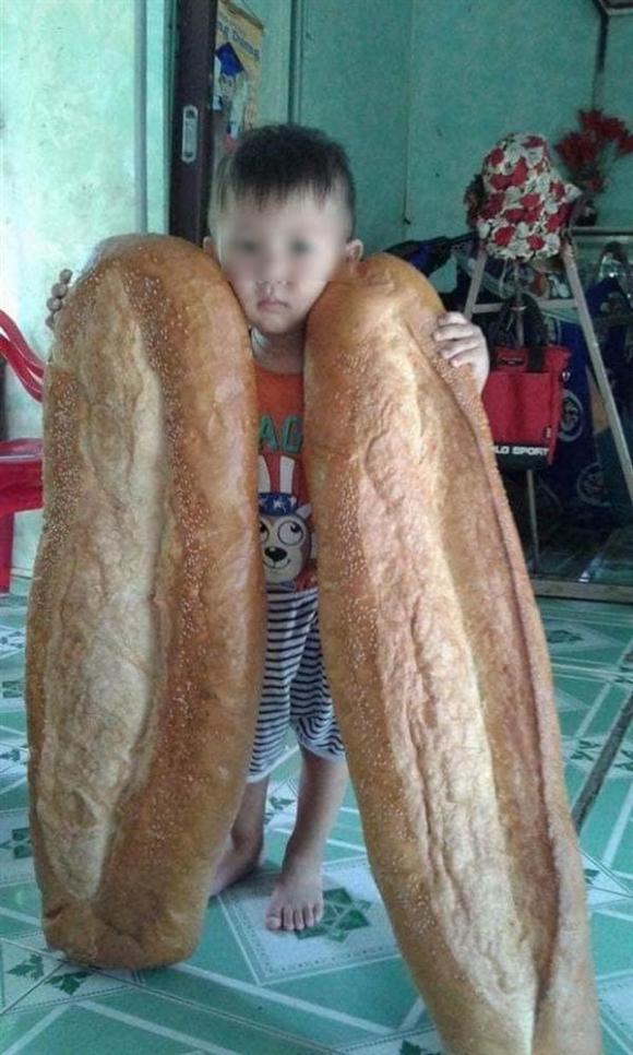 bánh mì, món ăn đường phố, chuyện lạ, An Giang