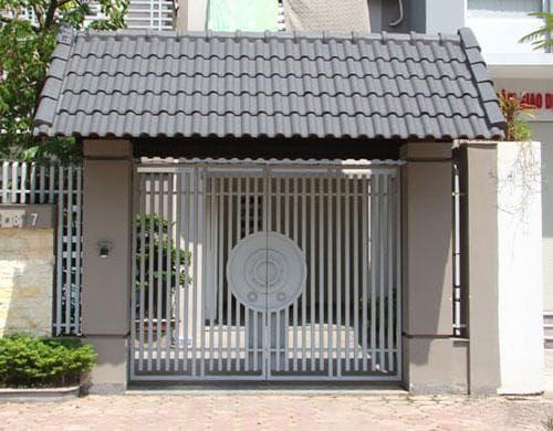 Cổng nhà, phong thủy, hợp mệnh