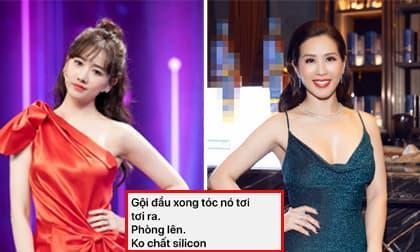 Hoa hậu Thu Hoài, chồng có bồ nhí, đánh ghen