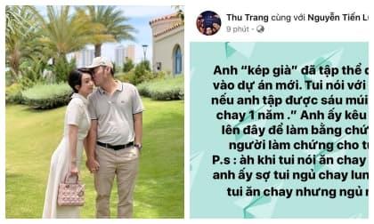 diễn viên Thu Trang, sao Việt