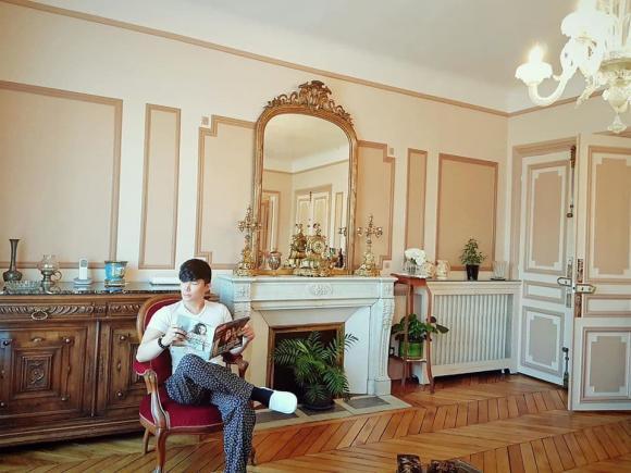 Bên trong tòa nhà giá 3850 tỷ của Nathan Lee ở Pháp khiến fan trầm trồ: 'Như cung điện'