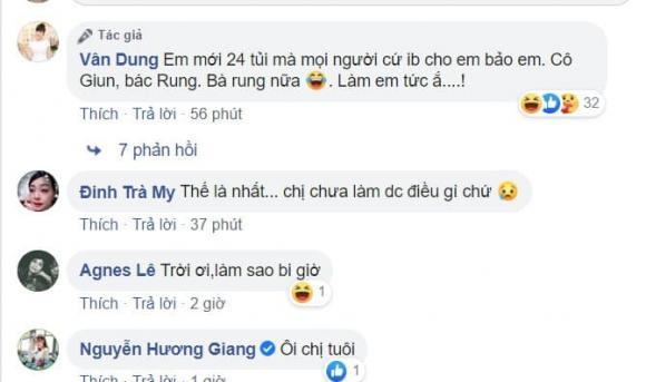Vân Dung, nghệ sĩ Vân Dung, sao Việt