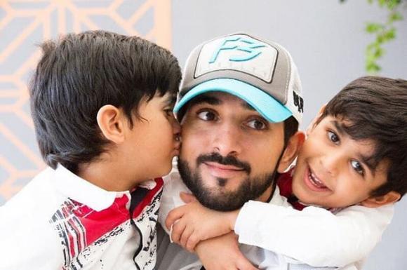 Thái tử Dubai,vẻ ngoài đẹp trai của Thái tử Dubai,Hamdan bin Mohammed Al Maktoum