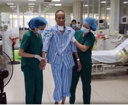bệnh nhân 17, bác gái bệnh nhân 17, dịch covid