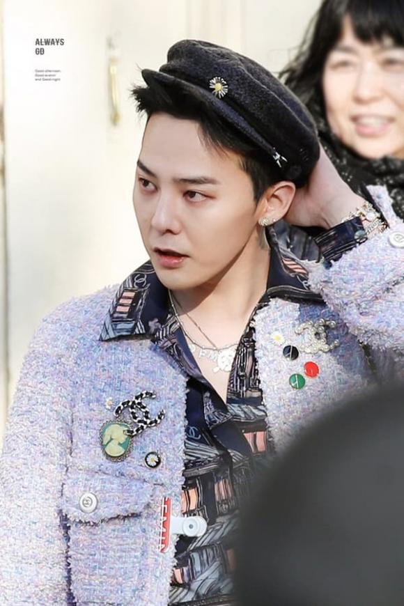 G-Dragon, nhà sao, sao Hàn