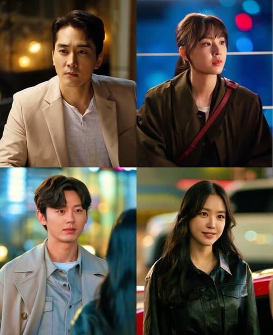 song seung hun, lưu diệc phi, tình cũ, phim hàn