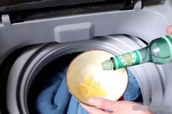 làm sạch quần áo, vệ sinh, mẹo hay