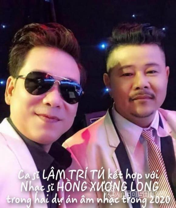 Lâm Trí Tú, Gương mặt sân khấu - điện ảnh 2020