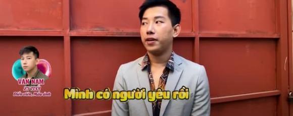 Người ấy là ai, Nam Phạm, show hẹn hò
