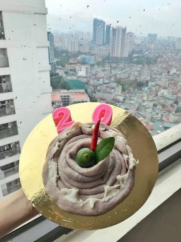 bánh sinh nhật, làm bánh sinh nhật, ghét bếp